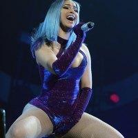Cardi B: BET Experience Concert (Pics)